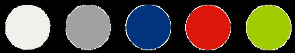 färger-rad