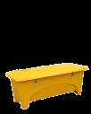 Förvaringslåda-475-liter-gul